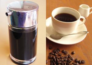 醤油とコーヒー